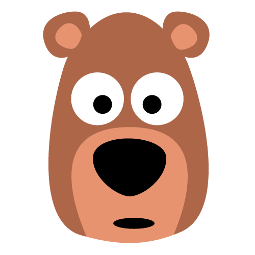 photograph relating to Printable Bear Mask known as Printable Undergo Mask