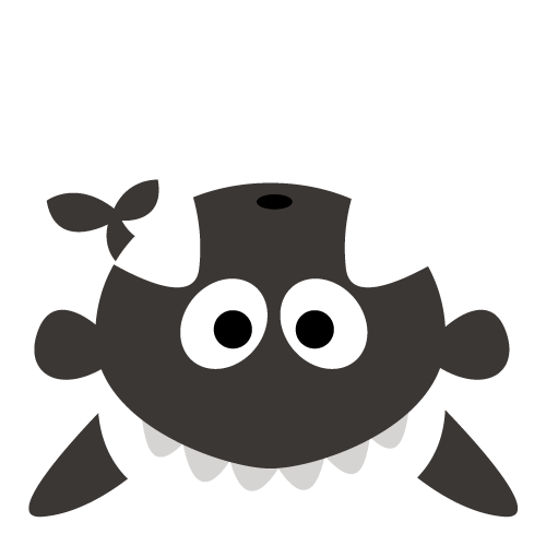 image about Whale Printable identified as Printable Killer Whale Mask